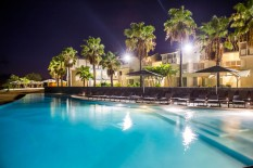 big swimming pool amyris
